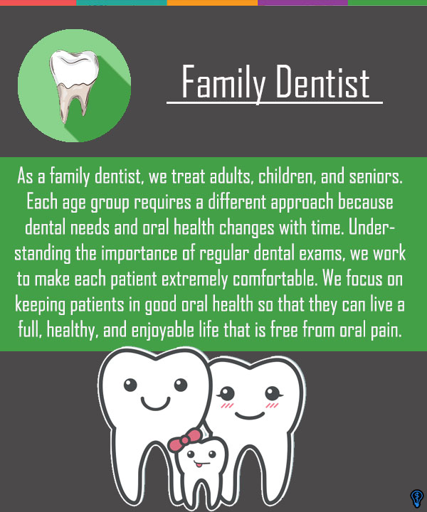 Keep The Entire Family Healthy By Visiting A Family Dentist